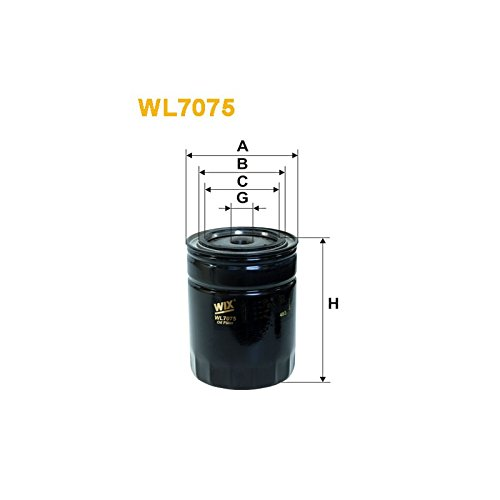 Wix Filters WL7075 Oil-Filter Element: