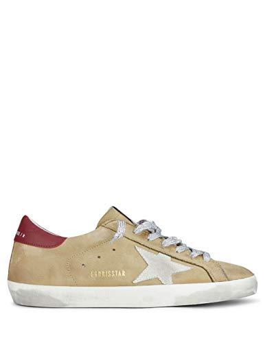 Golden-Goose-Superstar-Nabuk-Upper-Suede-Star-Leather-Mens-Sneaker