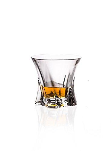 [Bohemia Crystal Whiskey Tumblers