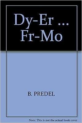 Descarga gratuita de libros electrónicos Dy-Er ... Fr-Mo (Landolt-Börnstein: Numerical Data and Functional Relationships in Science and Technology - New Series) (Vol 5) ePub
