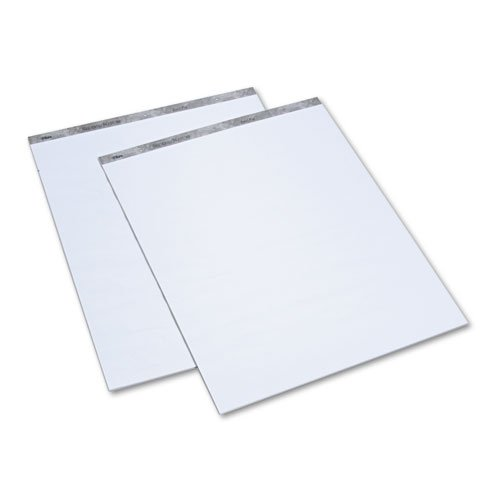 tops 79459riciclato 27x 34Easel Pad con 9,1kilogram. Carta bianca, 35fogli/Pad, 2Pads/Carton 1kilogram. Carta bianca 35fogli/Pad 2Pads/Carton