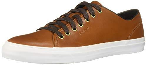 Large Weekender - Cole Haan Men's Pinch Weekender LX LACE OX Sneaker, British tan Handstain, 11.5 M US
