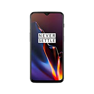OnePlus 6T A6013 128GB Mirror Black – US Version T-Mobile GSM Unlocked Phone (Renewed)
