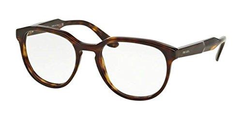 Prada JOURNAL PR18SV Eyeglass Frames 2AU1O1-53 - - Journal Prada Glasses