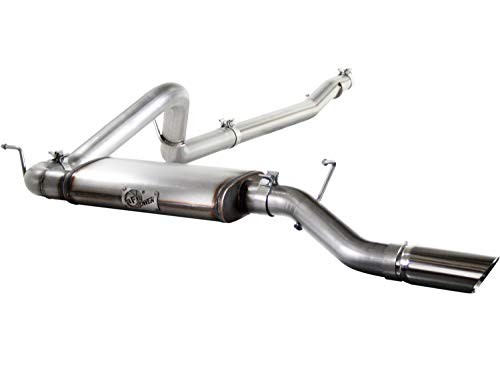 AfE Power 49-46211 Cat-Back Exhaust System (Afe Exhaust Fj Cruiser)