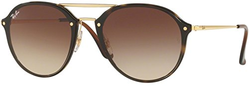 Ray-Ban Sunglasses Tortoise/Brown Plastic - Non-Polarized - 62mm by Ray-Ban