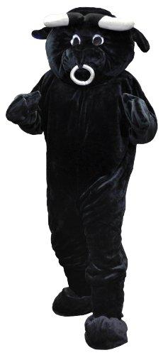 Bull Deluxe Mascot Adult (Matador Costume Men)