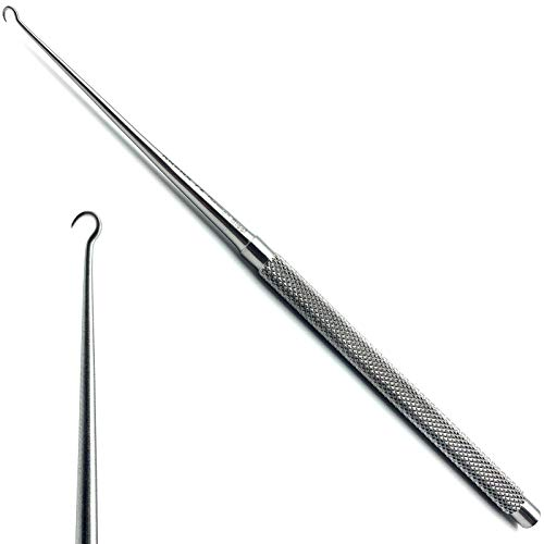 Kleinert Kutz Delicate Skin Hook Sharp 3 mm x 16 cm
