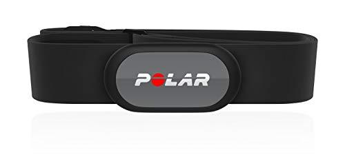 Polar H9 Hartslag Sensor – ANT + / Bluetooth – Waterdichte Hartslagmeter met Zachte Borstband voor Fitnes, Fietsen…