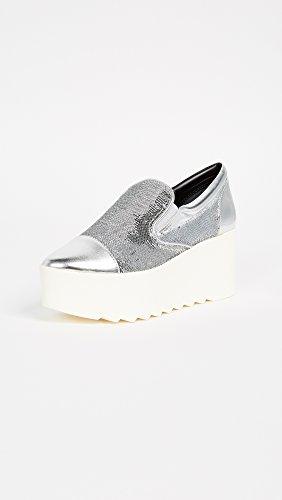 Silver KENDALL KYLIE Sneaker Women's Tanya 10IW0rHx