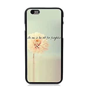 QHY Flower Design PC Hard Case for iPhone 6