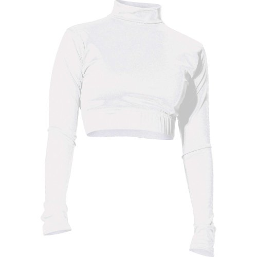 Alleson Athletic C302M301 S P Cheer Midriff product image