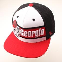 Georgia Bulldogs Big Boy Adjustable Cap from Zephyr