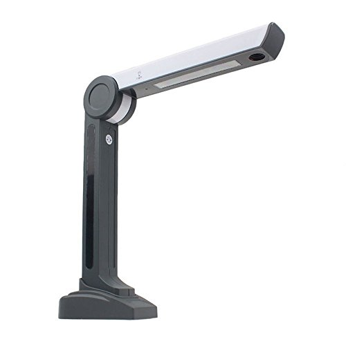 High-Speed Document Scanner/Document Camera with OCR for Creating Digital Files (PDF, DOC, JPG, and More) - HD 2MP Color Document Camera Photo Scanner from Home Care Wholesale