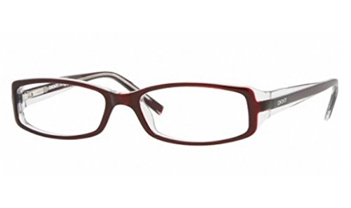 Donna Karan DY4593 Eyeglasses-3417 Bordeaux/Crystal-51mm Dkny Glasses Frames