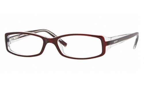 Donna Karan DY4593 Eyeglasses-3417 Bordeaux/Crystal-51mm