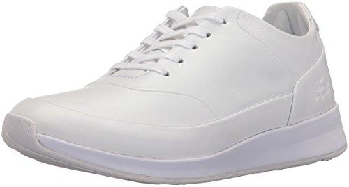 Pizzo Donna Joggeur Lacoste 316 1 Cachemire Fashion Sneaker Bianco