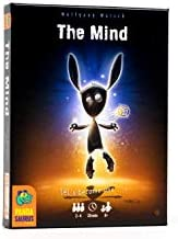 Pandasaurus Games The Mind - Family-Friendly Board Games - Adult Games for Game Night - Card Games for Adults,