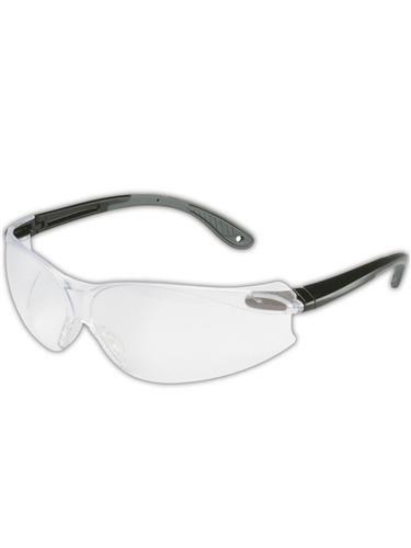 3d9d63f0d51d 3M 10078371620346 Virtua AO11670 V4 Protective Eyewear with Clear HC Lens  and Black Gray Temple