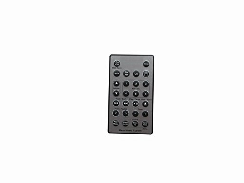 Replacement Remote Control Fit For Bose Soundtouch Wave Music Radio CD System II III IV 5 CD Multi Disc Player (Wave Radio Remote)
