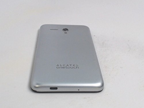 Amazon.com: Alcatel One Touch Fierce XL 5054N - 16GB - Silver (Metro PCS) Smartphone: Cell Phones & Accessories