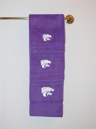Kansas State Wildcats 3 Piece Bath Towels
