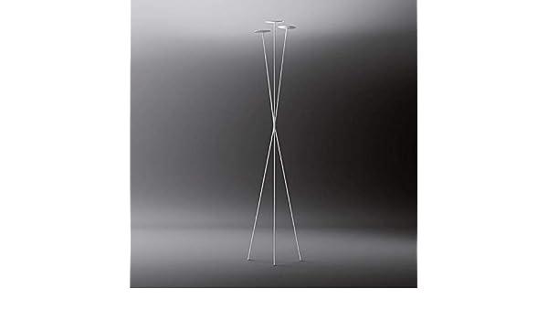 vibia - lámpara de pie vibia skan 3 Luces - Blanco: Amazon ...
