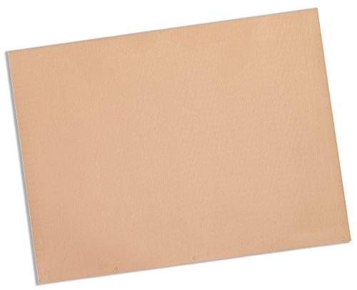 Rolyan Splinting Material Sheet, Polyflex II, Beige, 1/8'' x 12'' x 18'', Solid, Single Sheet by Cedarburg