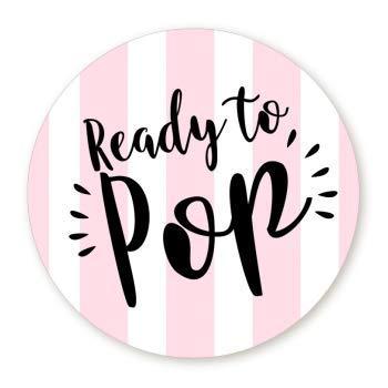 Stripe Ready to Pop Stickers | 48 Stickers