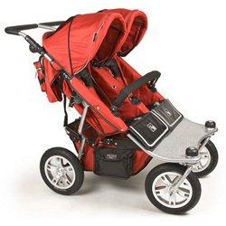 UPC 855484000929, Runabout Twin Stroller - Scarlett