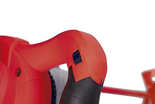240 V 1600 W Rubi 26924 Rubimix-9 N Plus Mezclador  con malet/ín Rojo