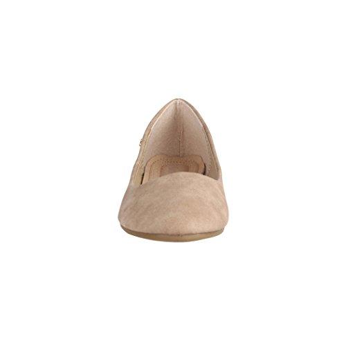 compense Khaki Paris Sandales sandales compensées semelle plateforme COMPENSES Femmes talon FxatqwxU