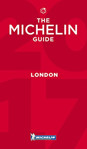 MICHELIN Guide London 2017: Restaurants & Hotels (Michelin Guide/Michelin)
