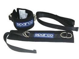 Sparco 00158SETNR Black Arm ()