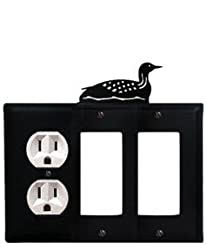 Eogg-116 Loon Outlet Gfi Gfi Electric Cover