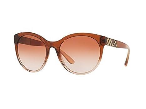 BURBERRY Burberry Damen Sonnenbrille » BE4236«, braun, 362313 - braun/braun