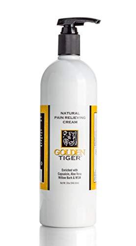 Golden Tiger Pain Relief Cream32oz Pump