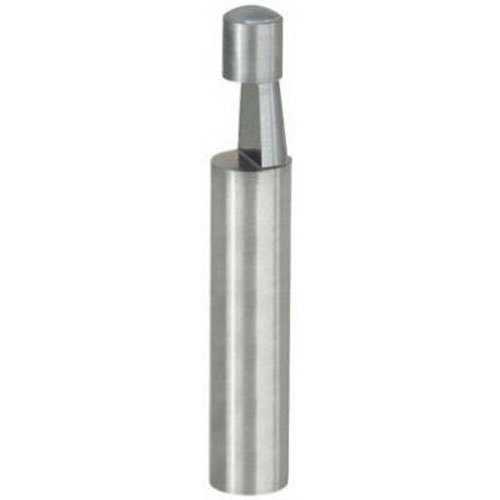 Freud 66-100 7-Degree 1-Flute Bevel Trim Router Bit with 14-Inch Shank