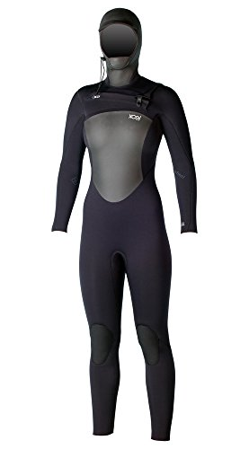 xcel-infiniti-x2-hooded-womens-wetsuit-5-4-size-6-watertight-front-entry-system-and-all-new-tdc-ther