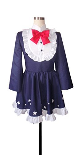 Dreamcosplay Anime DATE·A·LIVE Yoshino Halloween Witch Uniform -
