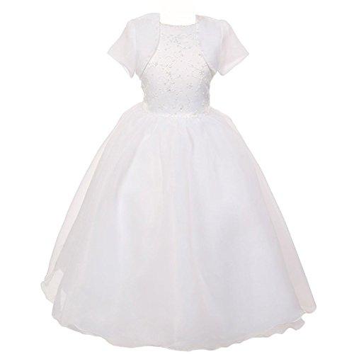 Buy hand beaded wedding dresses - 3