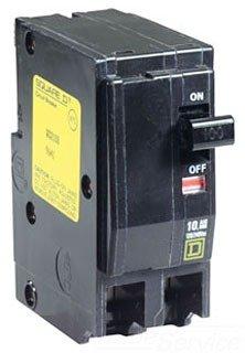 Square D QO2100 2 Pole 100 Amp 120/240V Circuit Breaker 100A 2P PLUG-IN (2 Amp 100 Pole)
