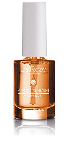 La Rosa Nail Medic Soin Nourrissant/Stimulant la Croissance des Ongles à Base des Vitamines 10 ml K6615