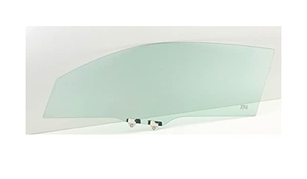 NAGD for 2006-2011 Honda Civic 4 Door Sedan /& Hybrid Driver//Left Side Front Vent Window Replacement Glass