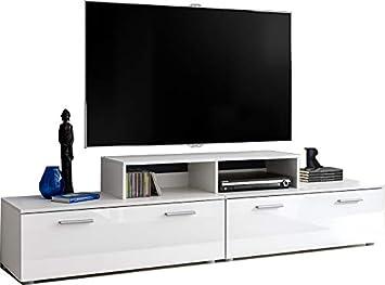 ExtremeFurniture T30-200 + TV Stand Mueble para TV, Carcasa en ...