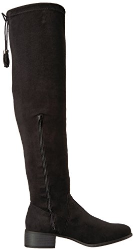 Boot Prissley Fabric Madden Black Riding Girl Women's 0P01aW