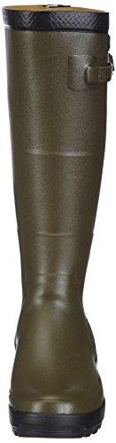 Aigle - Botas de agua, talla: 39, color: Verde