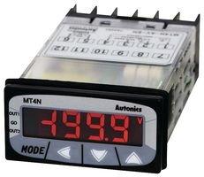 AUTONICS MT4N-AA-E0 DIGITAL MULTI PANEL METER, 4-DIGIT, 12VAC TO 24VAC / 12VDC TO 24VDC by AUTONICS