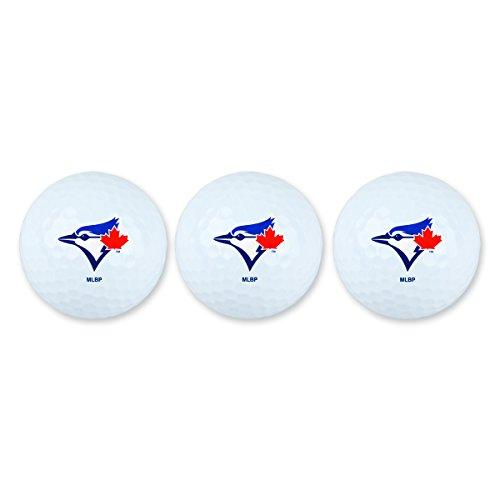 Team Effort MLB Toronto Blue Jays Golf Ball Pack of 3Golf Ball Pack of 3, NA (Toronto Blue Jays Golf Ball)