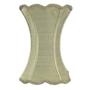 Jubilee Collection 3650 Scallop Hourglass - 10.25